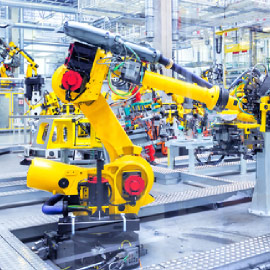 FA/自動化機械/自動車生産設備