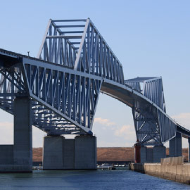 煙突/橋梁